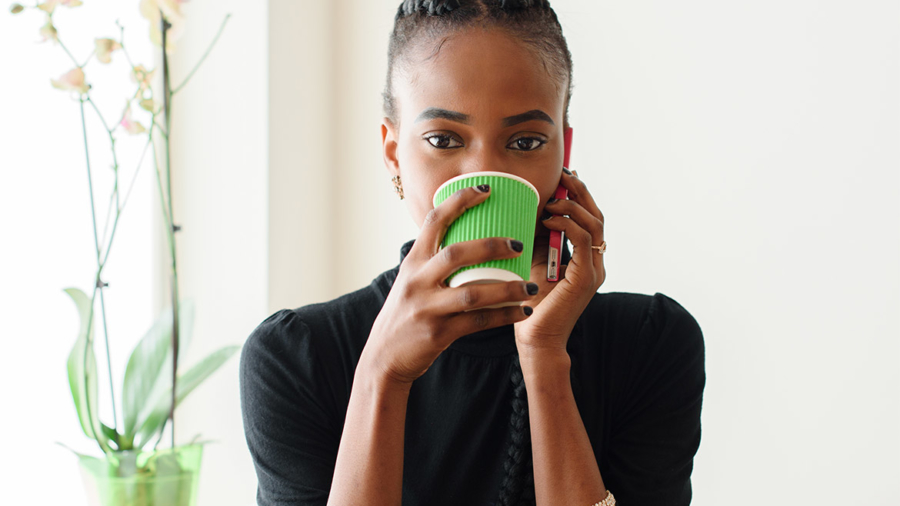 business-woman-with-cup